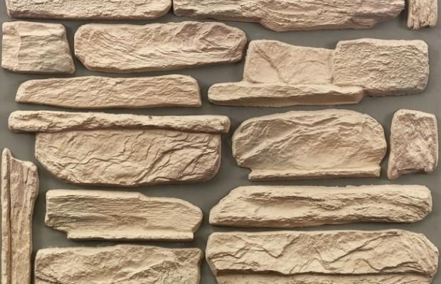Глина идеально подходит для создания моделей для искусственных камней