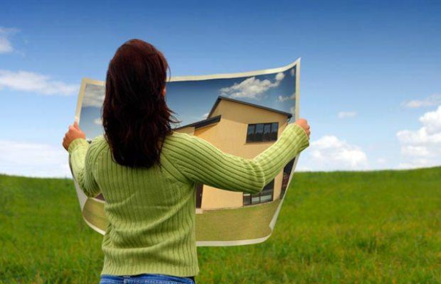 Рельеф местности оказывает большое влияние на конечную стоимость дома