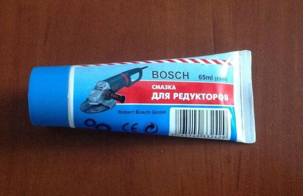 Смазка для редукторов фирмы Bosch