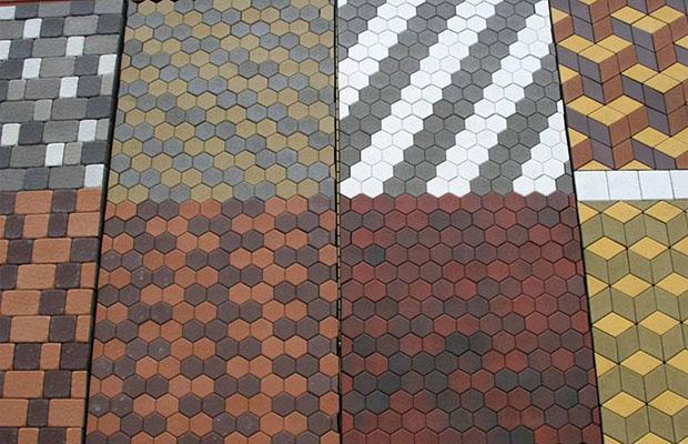 Размеры и формы плитки