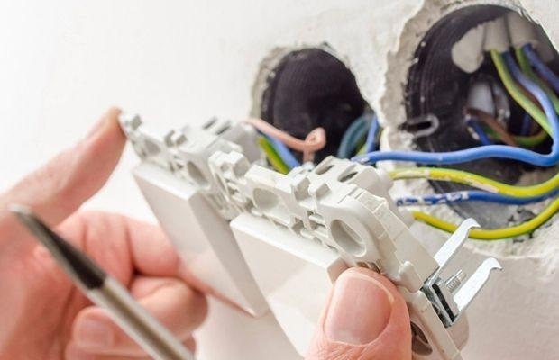 Процедура замены двойных выключателей