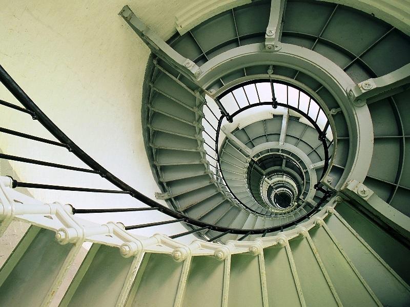Делаем винтовую лестницу