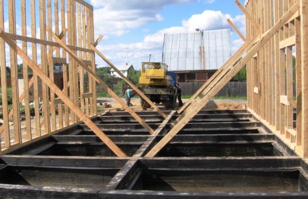 Каркасное строительство очень распространено в нашей стране