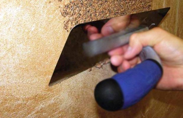 Кельма - главный помощник в создании эффектного декора стен