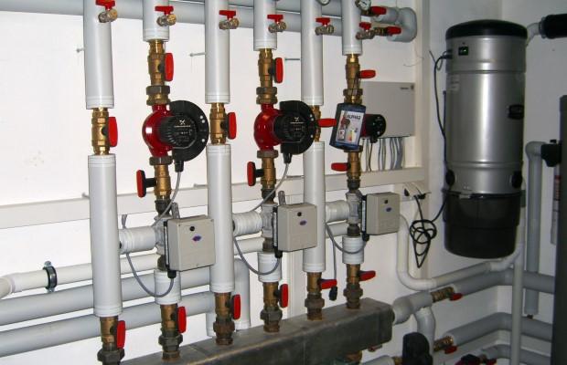 Обратка в системе отопления