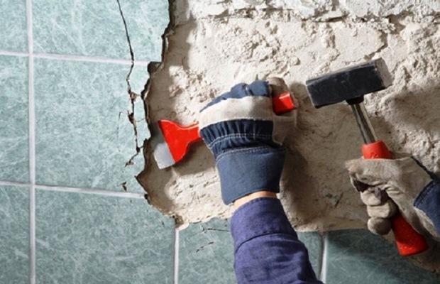 Подготовка к ремонту санузла займет больше времени, в случае, если это уже не первый ремонт в помещении