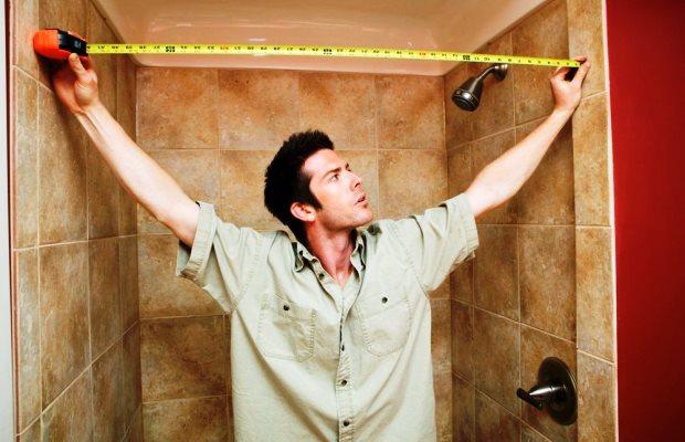 Позаботьтесь о том, чтобы снять мерки с проема своевременно, пока дверь ещё не куплена