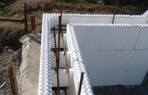 Применение съемной опалубки в строительстве монолитных домов