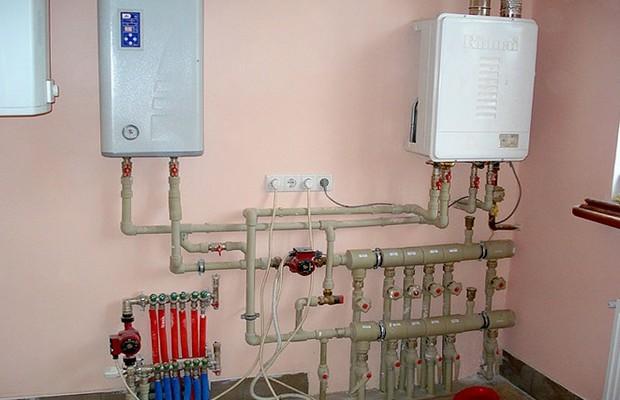 Настройка отопления в частном доме