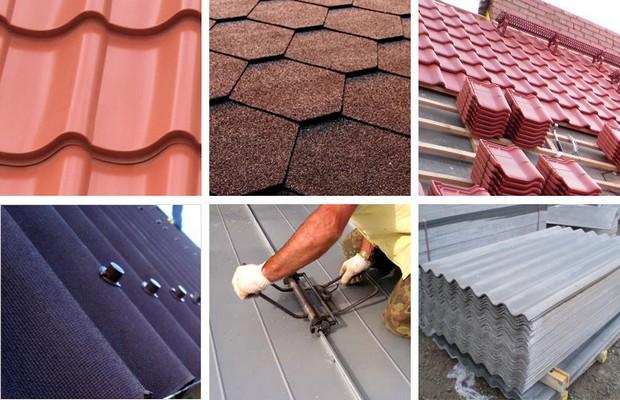 Материалы для строительства крыши