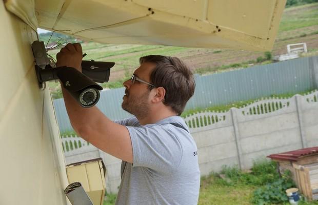 Современные системы безопасности видеонаблюдения