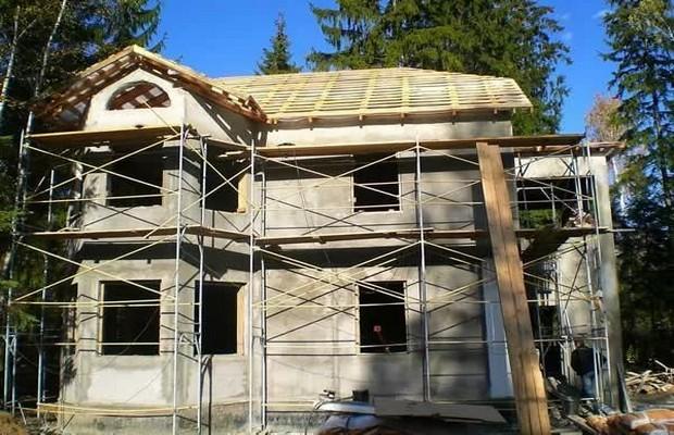 3D-панели идеальны для строительства домов
