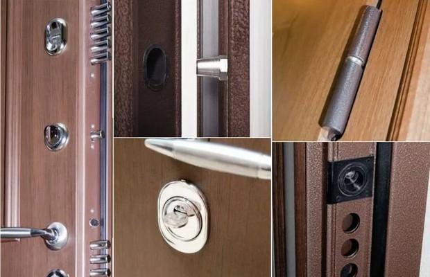 Данные двери способны обеспечить хороший уровень защиты