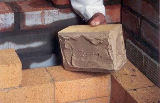 Глиняный раствор для кладки