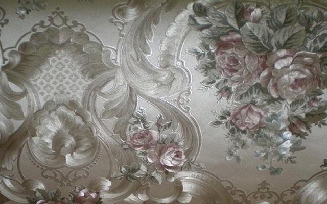 Тканевая облицовка выглядит роскошно и повышает эстетичность помещения