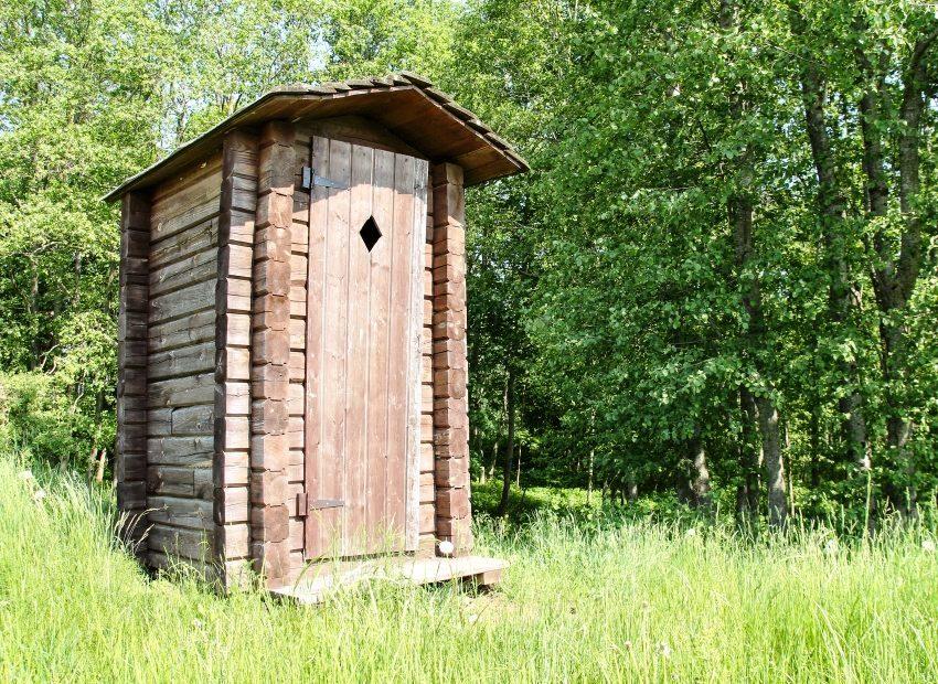 Туалет для дачи своими руками