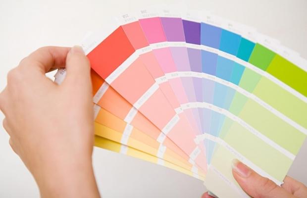 У разных брендов краски на водной основе существенно могут отличаться предлагаемые палитры