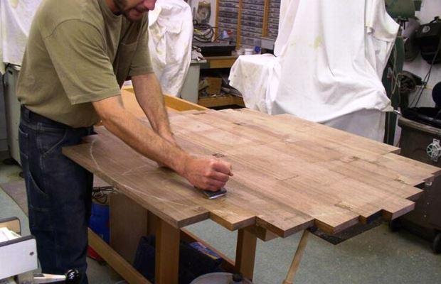 Столешнице, как основе стола - особое внимание