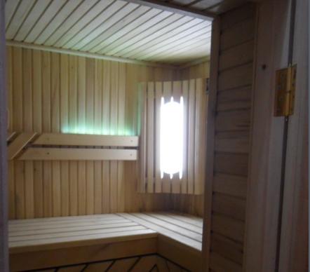Светильник в баню – заводские и самодельные изделия