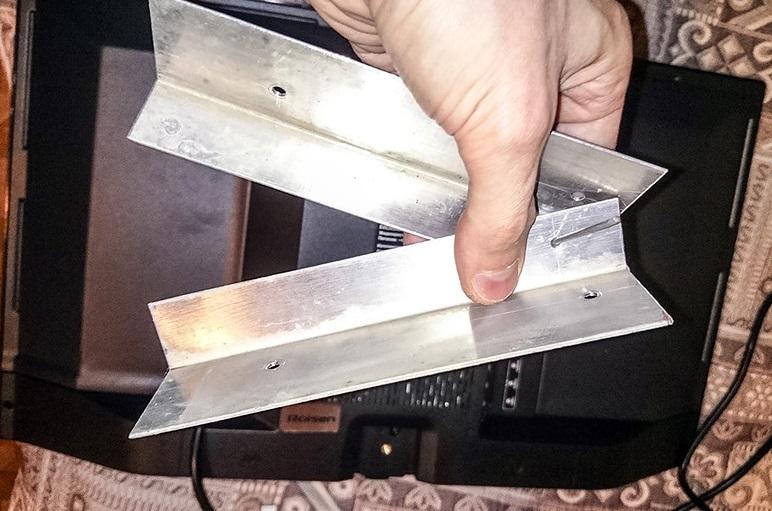 Настенный кронштейн для телевизора – как изготовить своими руками