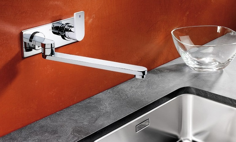 Установка и подключение смесителя на кухне – изучаем все премудрости монтажа
