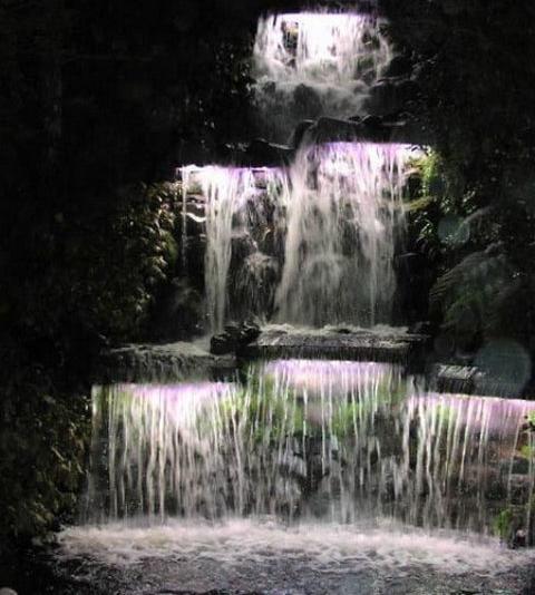 Как сделать водопад на даче – пошаговая инструкция по обустройству