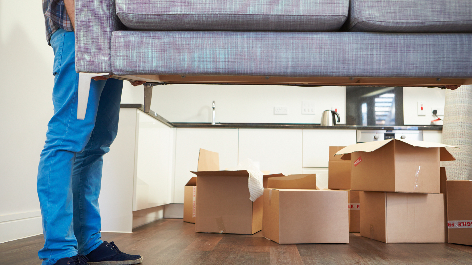 Рассказываем, какие есть варианты по хранению мебели во время проведения ремонта.
