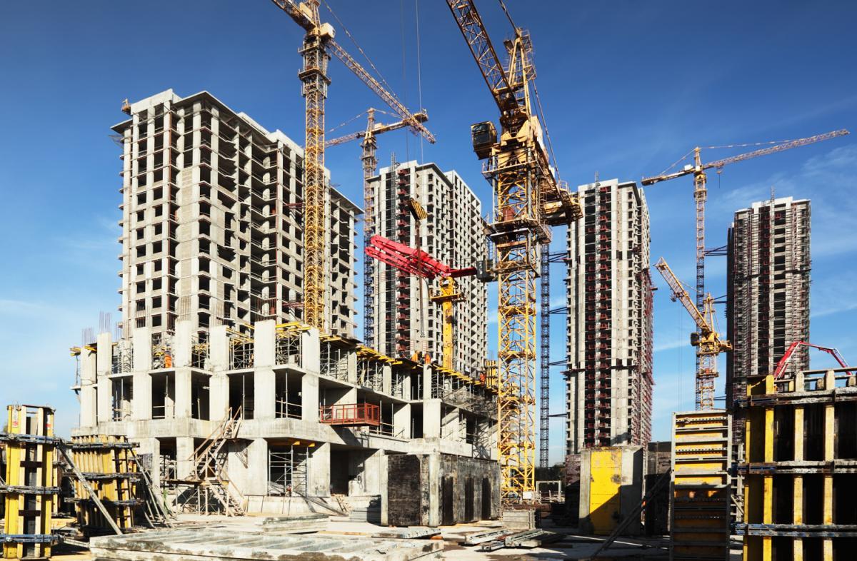 строительство объектов