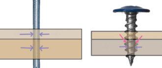 Какой крепеж используют при строительстве