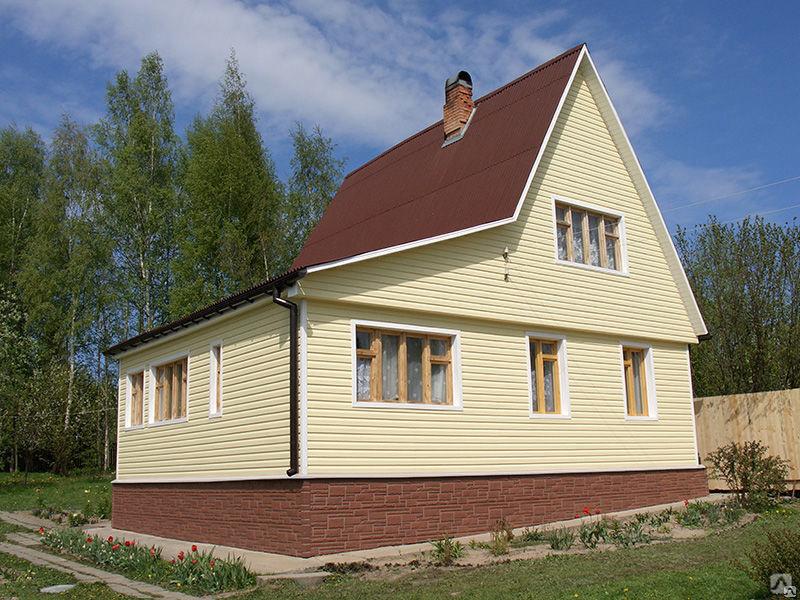 Продажа кровельных и фасадных материалов для дома
