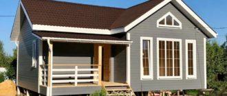 Каркасно-щитовые дома. Общая информация