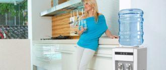 Как выбрать воду для покупки на дом
