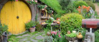 5 способов украсить садовый участок своими руками
